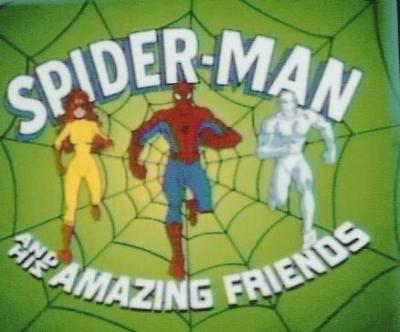 Spider-Man And His Amazing Friends Spider10